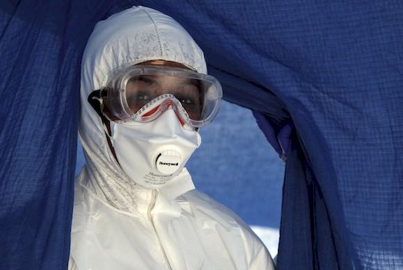 Kampf gegen Ebola