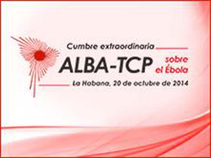 ALBA-Gipfel über Ebola in Havanna