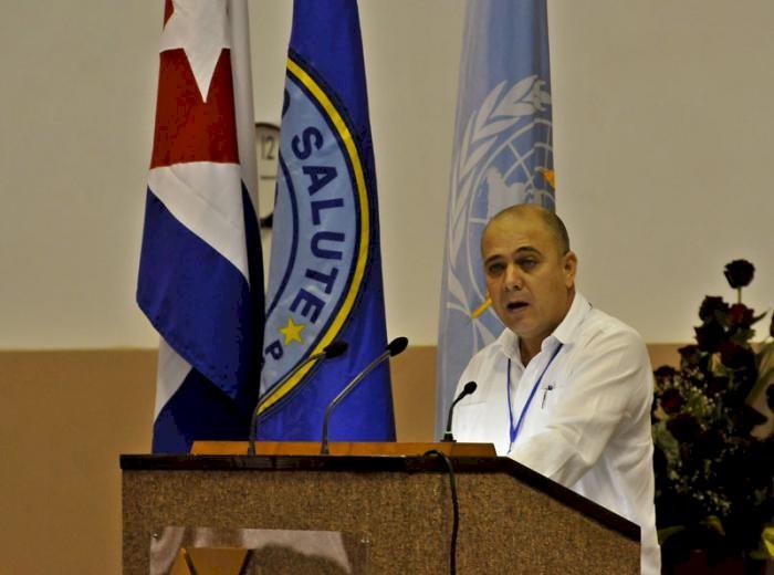Kubanischer Gesundheitsminister Roberto Morales Ojeda