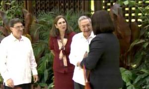 Raúl eröffnet ALBA-Gipfel
