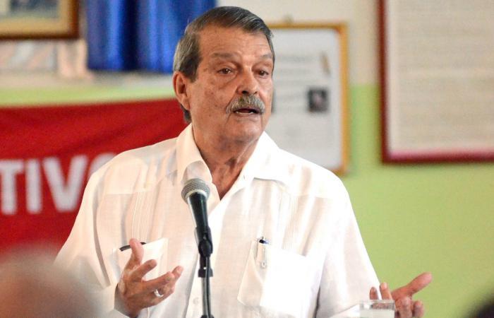 kubanischer Vizeaußenminister Abelardo Moreno