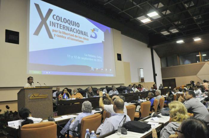 Internationales Kolloquium für die Freiheit der Fünf