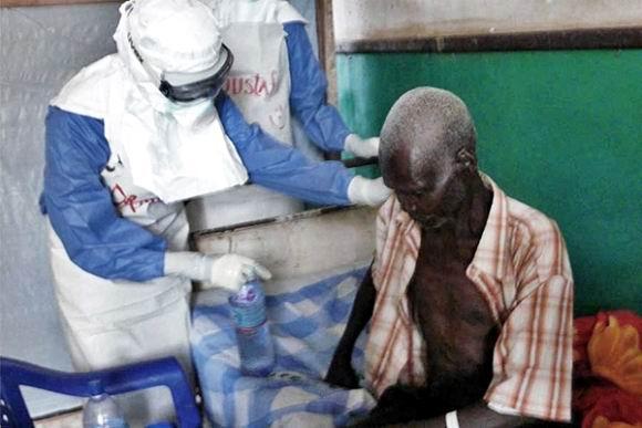 Bekämpfung der Ebola-Epidemie