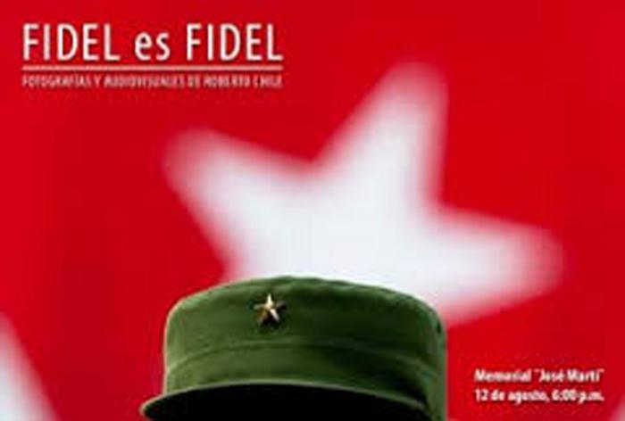 Fidel ist Fidel