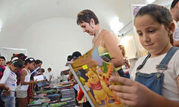 Buchmesse Havanna